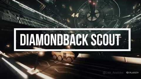 Diamondback Scout - SHIP COMERCIAL - ELITE DANGEROUS