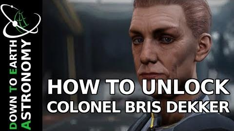 HOW TO UNLOCK COLONEL BRIS DEKER