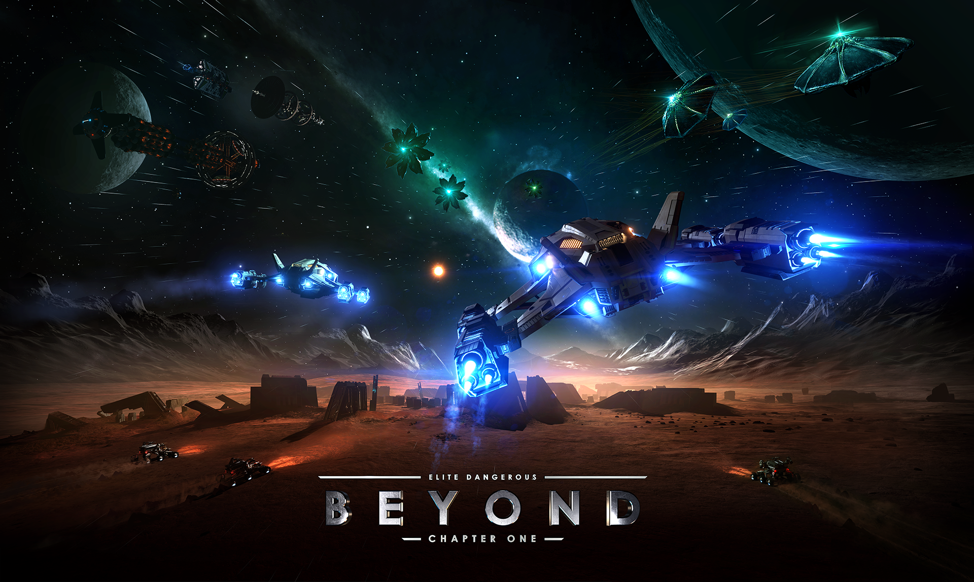 Elite Dangerous: Beyond | Elite Dangerous Wiki | FANDOM