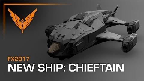 New Ship Chieftain - Elite Dangerous - ESRB Teen