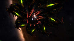 Thargoid Interceptor Medusa Variant