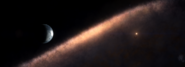 1608 ly above the galactic plane in Aedgorn WE-Q D5-1