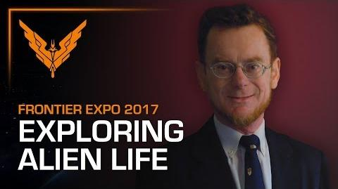 """Exploring Alien Life"" with William Baines at Frontier Expo 2017"