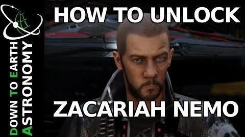How to unlock Zacariah Nemo Elite dangerous