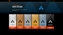 Arx bundles