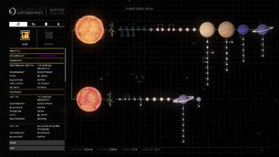Brestla System Map