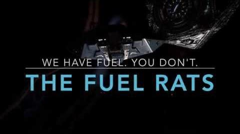 Fuel Rats Advert
