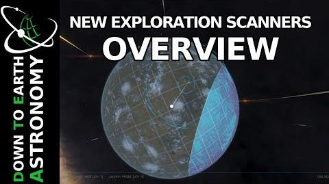 New Exploration mode (FSS) Overview Elite Dangerous Beta