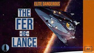 The Fer-De-Lance Elite Dangerous