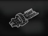 Рамочно-сместительный двигатель
