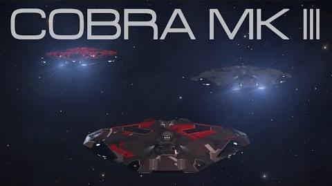 Cobra Mk III by CMDR Bomon