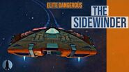 The Sidewinder Elite Dangerous
