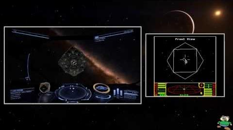 Lave Station - Elite Dangerous vs Elite