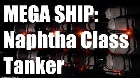 Elite Dangerous - Naphtha Class Tanker - Beta 2