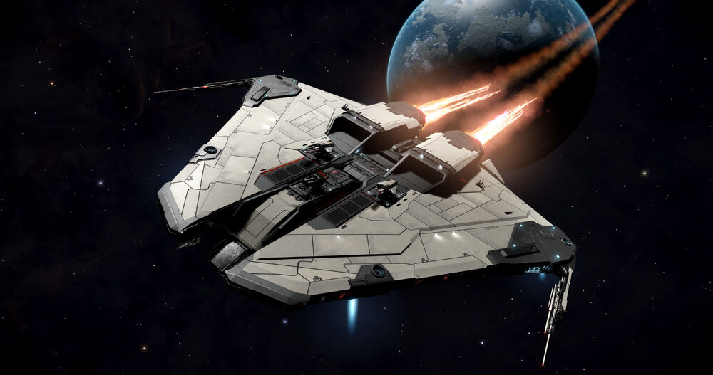 Ship Reviews - Elite: Dangerous Ships and Guides - SWAT Portal