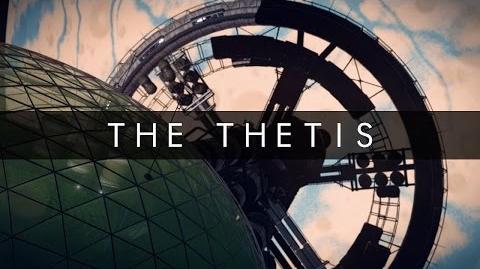 Elite Dangerous - The Thetis Generation Ship The Missing Reupload