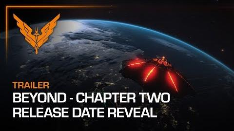 Elite Dangerous Beyond - Chapter Two Release Date Announcement