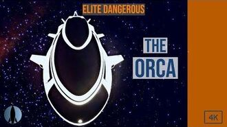 The Orca Elite Dangerous