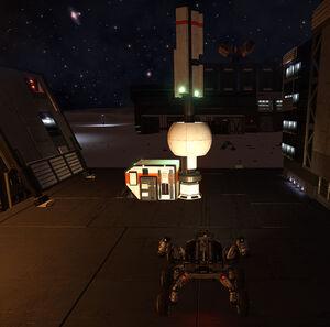 Turret Security Terminal