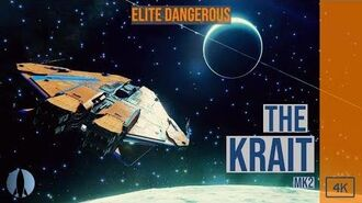 The Mk2 Krait Elite Dangerous