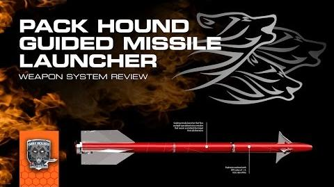 Pack Hound Guided Missile Launcher Review