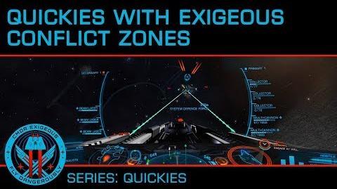 Quickies- Conflict Zones