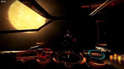 'Elite Dangerous' Beta v1.03 - Pirate (Flight Assist Off)