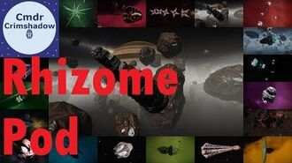 Rhizome Pods - Space Armadillos - Elite Dangerous Codex