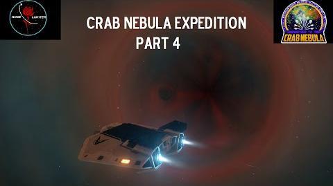 Elite Dangerous Crab Nebula Expedition - Detour Eskimo Nebula
