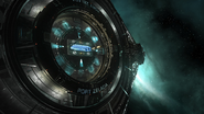 Elite-Dangerous-Space-Station-Coriolis-Closeup