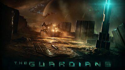 Elite Dangerous The Guardians