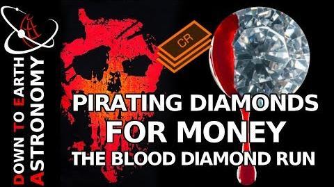 Getting rich from piracy 3.3 Update Blood Diamond runs Elite Dangerous