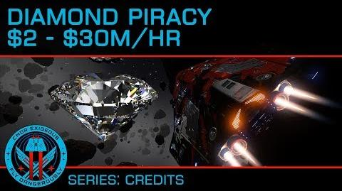 Tutorial Low Temperature Diamond Piracy - $2-$30M hr