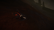 Thargoid Surface Site Scavenger close 2