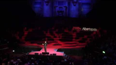 Rules can be beautiful David Braben at TEDxAlbertopolis