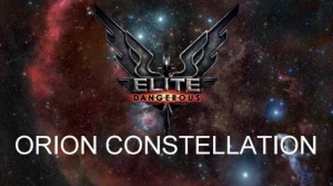 Elite Dangerous - Orion Constellation