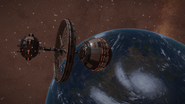 Explorer's Anchorage planetview