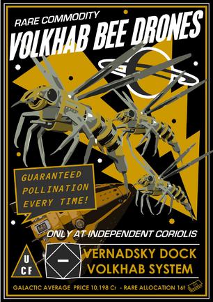 Volkhab-Bee-Drones