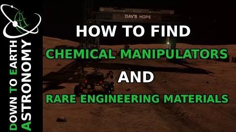 Chemical Manipulators