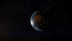 Planet-Lave
