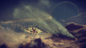 Asp Geyser in BD+74 526 B 3 A