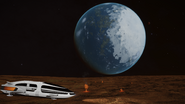 Orca-Earth-like-Terrestrial-planet