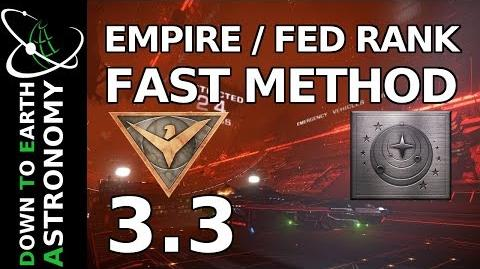 Fast Empire and Federation Elite Dangerous guide!
