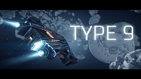 Type 9 Commercial - Elite Dangerous Ship