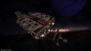 The Harmony Megaship