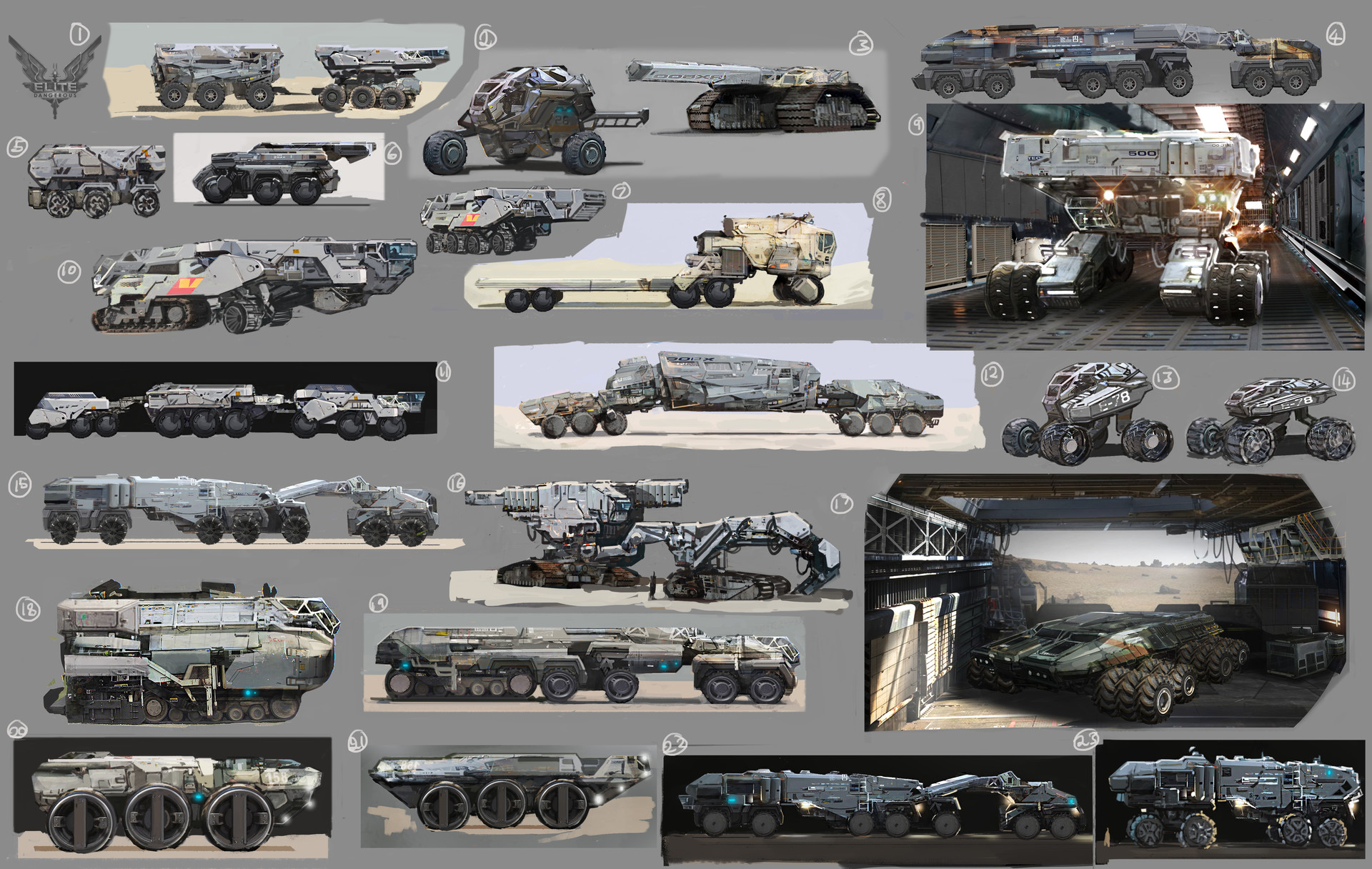 Category:Surface Recon Vehicles | Elite Dangerous Wiki | FANDOM ...