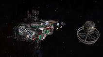 Diso-Shifnalport Carrier Construction Dock 2