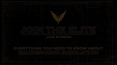 Join the Elite - Everything You Need to Know About the Background Simulation
