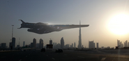 Majestic-Class-Interdictor-Ship-Scale-Dubai