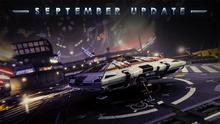 September Update banner